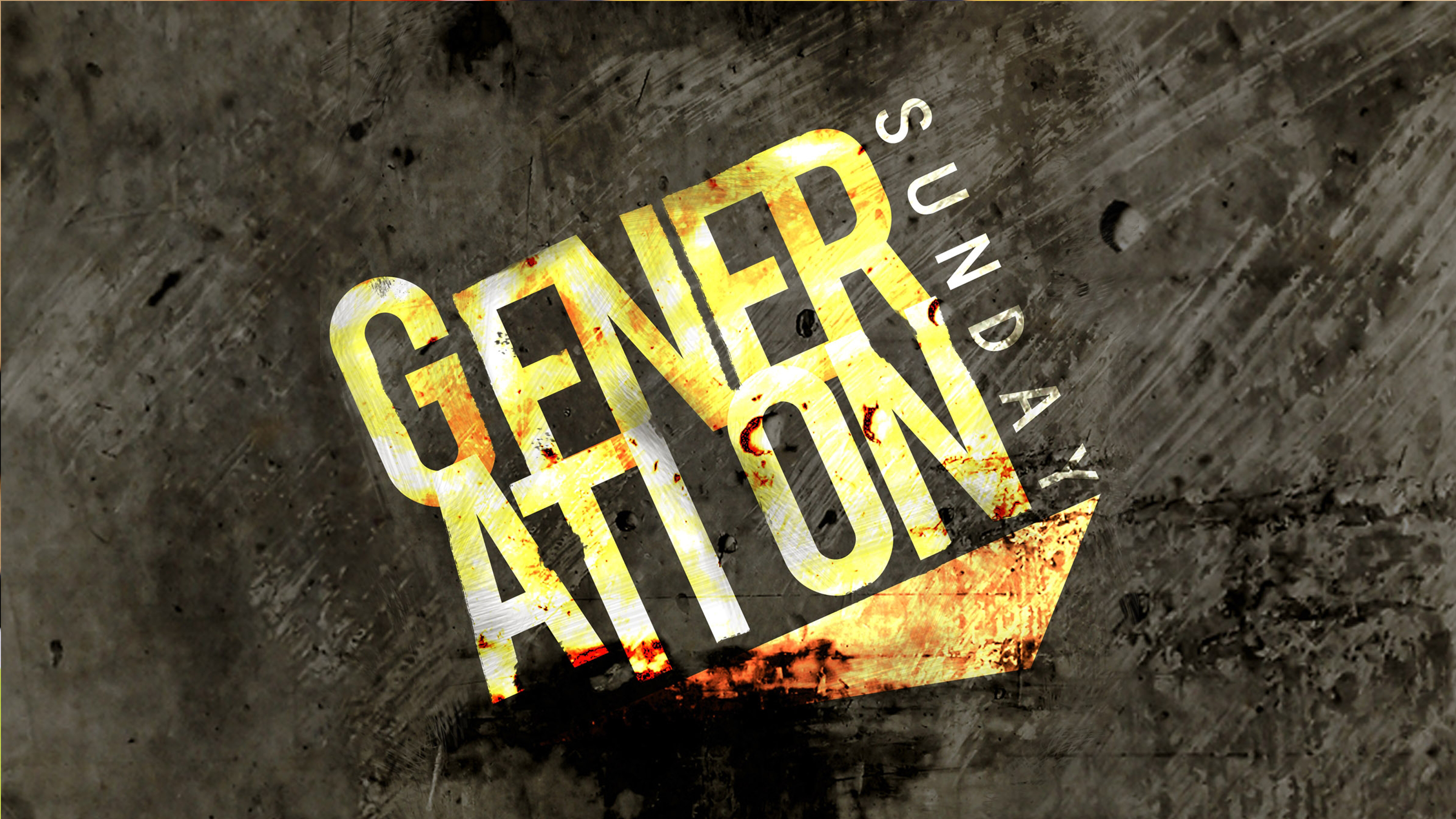Generation Sunday