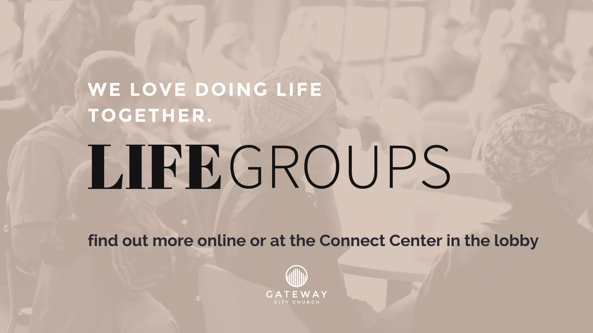 LIfe Groups New